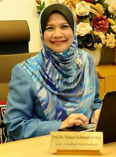 Prof Dr Muhaya Mohamad